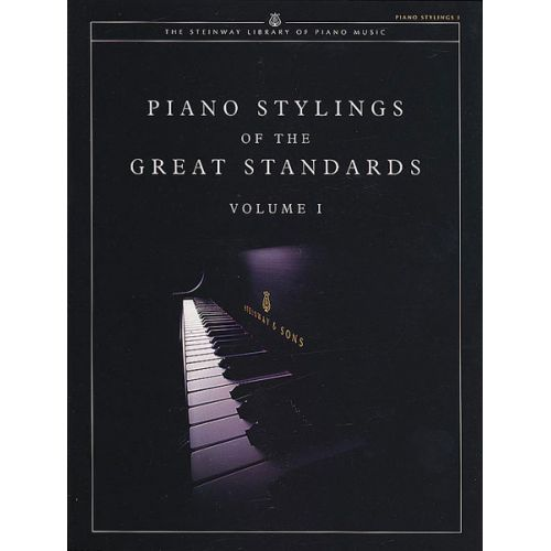 ALFRED PUBLISHING PIANO STYLINGS OF THE GREAT STANDARDS 1 - PIANO