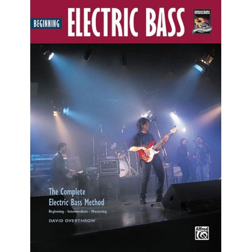 ALFRED PUBLISHING ELECTRIC BASS BEGINNING - BASS