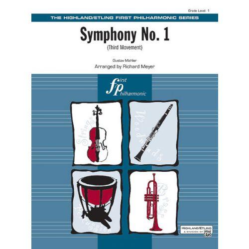 ALFRED PUBLISHING MANCINI HENRY - SYMPHONY NO1 MOVEMENT 3 - FULL ORCHESTRA