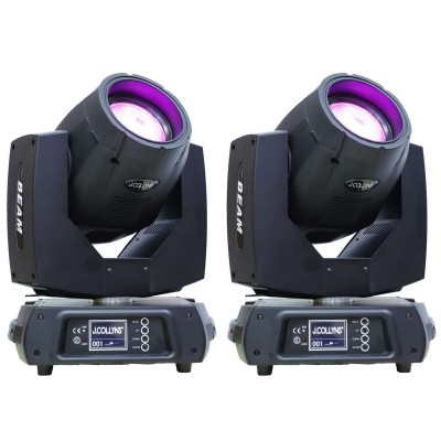Scanner und Moving Heads
