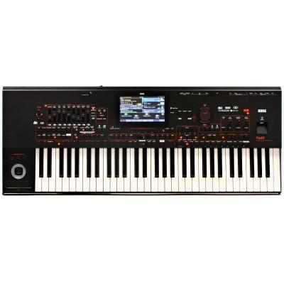 Arranger keyboards