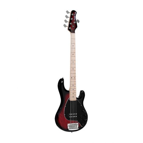 STERLING BY MUSIC MAN STINGRAY RAY 35 H RUBY RED BURST