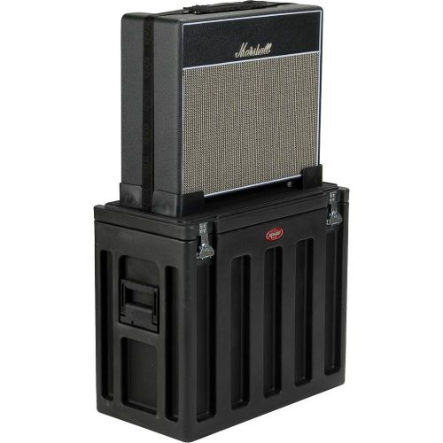 Combo amplifiers flight cases