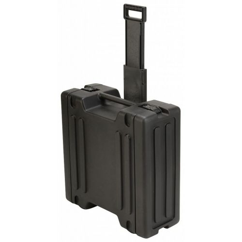 SKB 1SKB-R4W SKB 4U SPACE RACK WITH IN-LINE WHEELS, TSA LATCHES, AND HANDLE