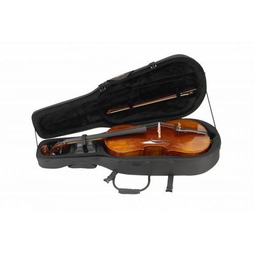 SKB 1SKB-SC344 SKB SOFT CASE - CELLO 4 / 4 DELUXE PADDED