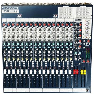 SOUNDCRAFT FX16II