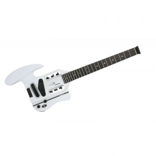 TRAVELER GUITAR SPEEDSTER HOTROD WHITE