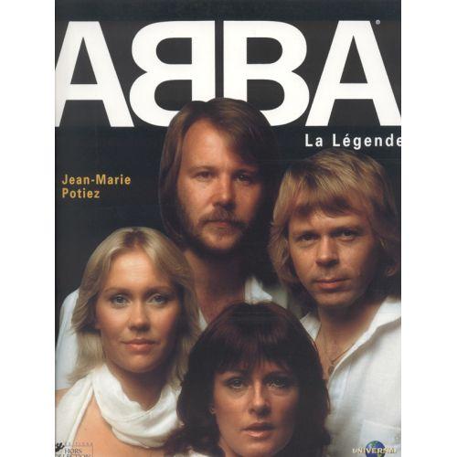 HIT DIFFUSION POTTIEZ J.P. - ABBA - LA LéGENDE