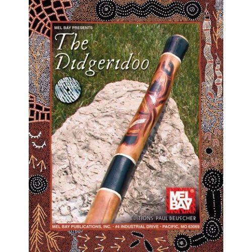 MEL BAY THE DIDGERIDOO + CD - DIDGERIDOO