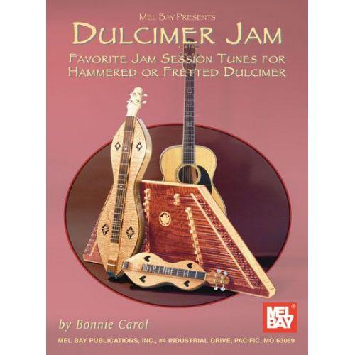 MEL BAY CAROL BONNIE - DULCIMER JAM - DULCIMER