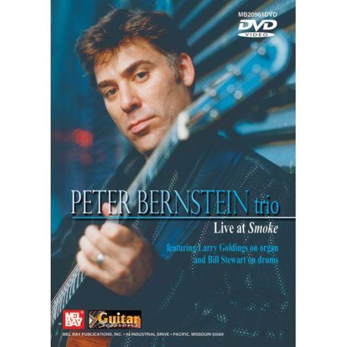 MEL BAY BERNSTEIN PETER - PETER BERNSTEIN TRIO LIVE AT SMOKE - GUITAR