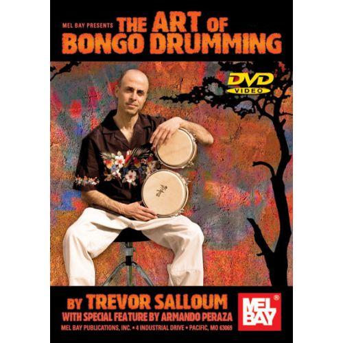 MEL BAY SALLOUM TREVOR - THE ART OF BONGO DRUMMING