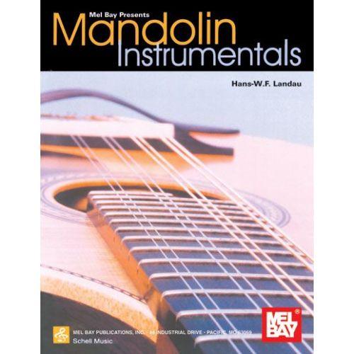 MEL BAY LANDAU HANS-W.F. - MANDOLIN INSTRUMENTALS - MANDOLIN