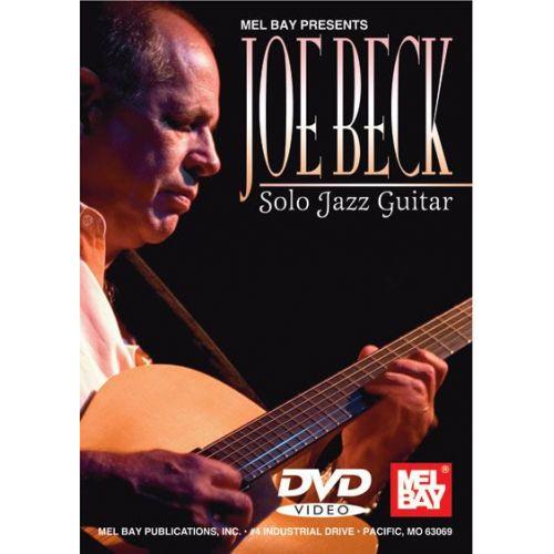 MEL BAY BECK JOE - SOLO JAZZ GUITAR - GUITAR