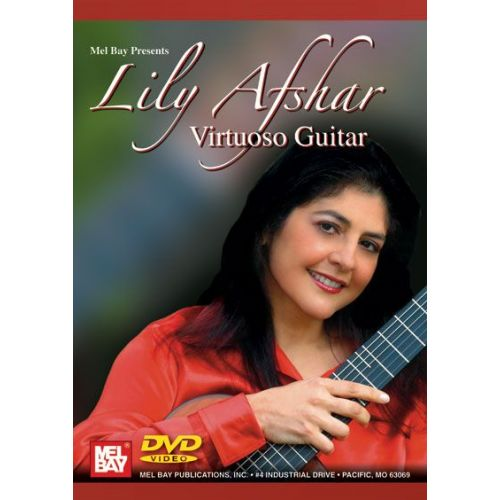 MEL BAY AFSHAR LILY - VIRTUOSO GUITAR - GUITAR