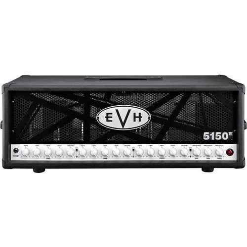 EVH 5150 III TOPTEIL MIT RÄHRENVERSTÄRKER BLACK