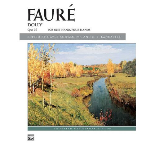 ALFRED PUBLISHING FAURE GABRIEL - DOLLY SUITE - PIANO DUET