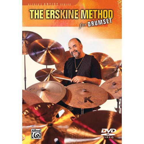 ALFRED PUBLISHING ERSKINE PETER - THE ERSKINE METHOD - PERCUSSION