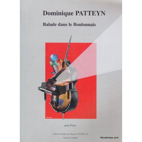 JONAPHIL PATTEYN DOMINIQUE - BALADE DANS LE BOULONNAIS