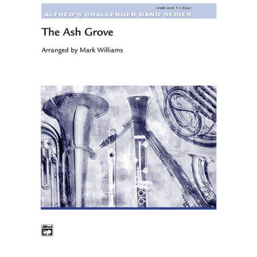 ALFRED PUBLISHING WILLIAMS JOHN - ASH GROVE - SYMPHONIC WIND BAND