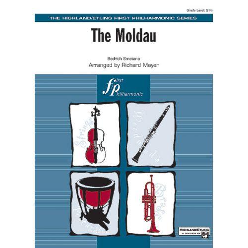 ALFRED PUBLISHING SMETANA BEDRICH - MOLDAU - FULL ORCHESTRA