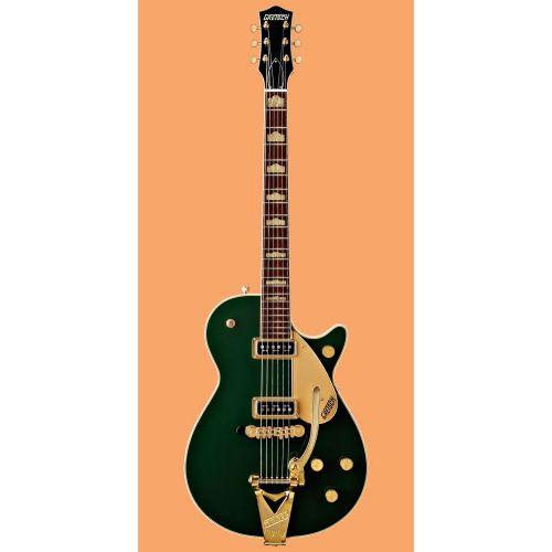 GRETSCH GUITARS G6128TCG DUO JET BIGSBY CADILLAC GREEN