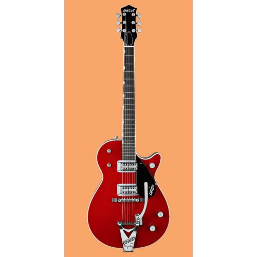 GRETSCH GUITARS G6131TTVP POWER FIRE JET BIGSBY RED