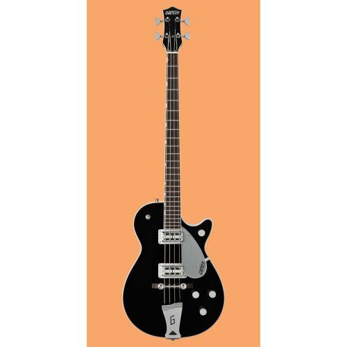 GRETSCH GUITARS G6128BTV THUNDER JET BASS BLACK