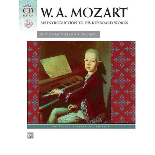 ALFRED PUBLISHING AN INTRODUCTION TO MOZART + CD - PIANO SOLO