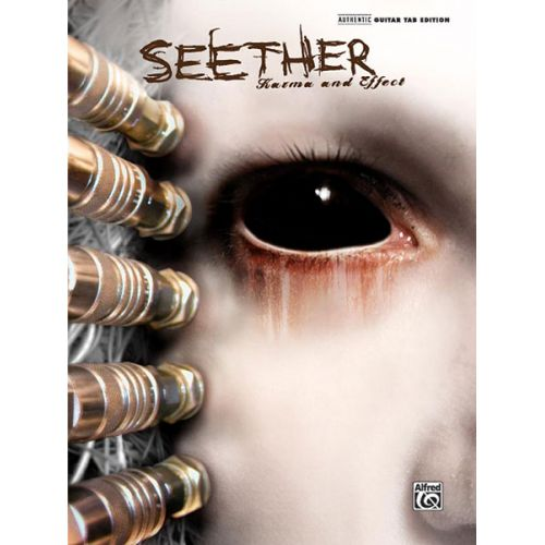 ALFRED PUBLISHING SEETHER - KARMA AND EFFECT - GUITAR TAB
