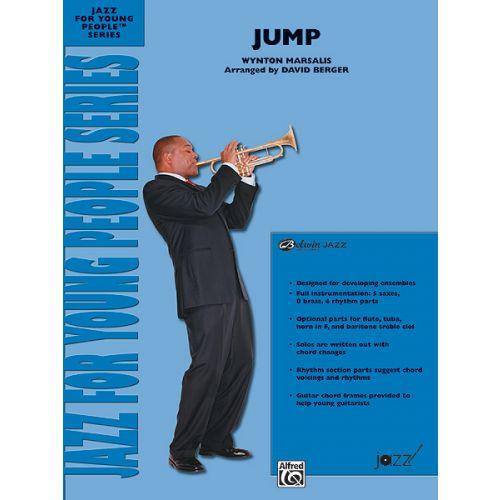 ALFRED PUBLISHING MARSALIS W. - JUMP - JAZZ BAND