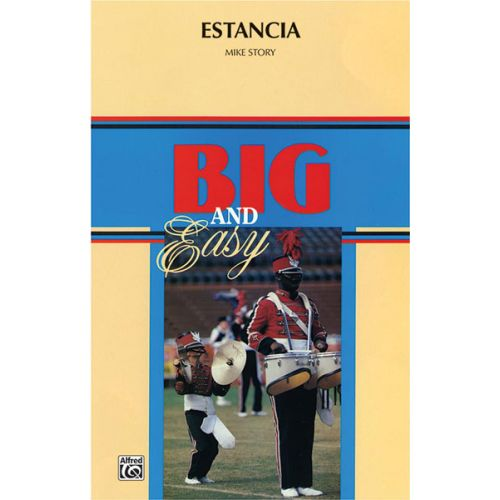 ALFRED PUBLISHING STORY MICHAEL - ESTANCIA - SCORE AND PARTS