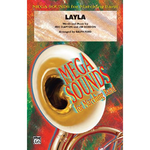 ALFRED PUBLISHING FORD RALPH - LAYLA - SCORE AND PARTS