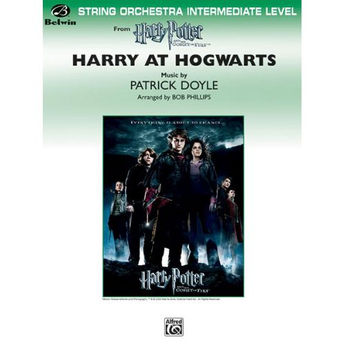 ALFRED PUBLISHING DOYLE PATRICK - HARRY AT HOGWARTS' - STRING ORCHESTRA