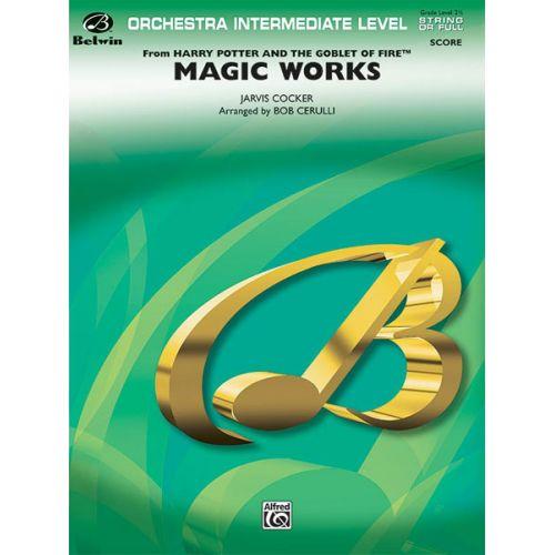 ALFRED PUBLISHING DOYLE PATRICK - MAGIC WORKS - FLEXIBLE ORCHESTRA