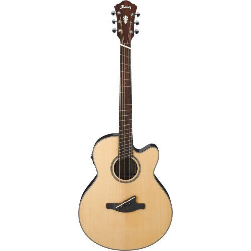 IBANEZ AELFF10 NT FANNED FRETS NATURAL