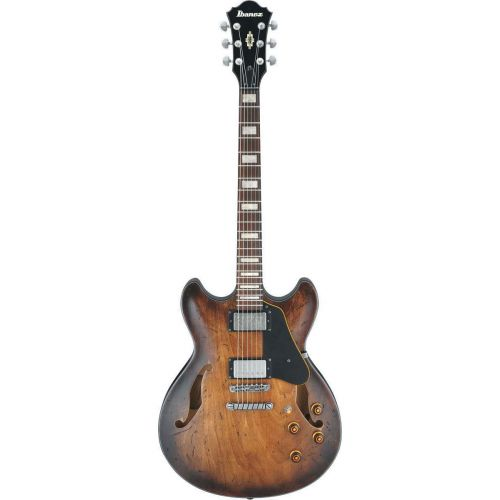IBANEZ ASV10A TCL ARTCORE DISTRESSED TOBACCO BURST LOW GLOSS
