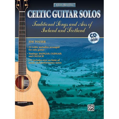 ALFRED PUBLISHING CELTIC GUITAR SOLOS - GUITAR