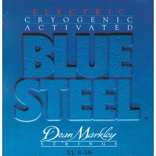 DEAN MARKLEY BLUE STEEL 2555 JAZZ 12-54