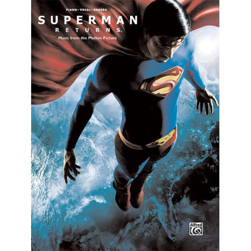 ALFRED PUBLISHING WILLIAMS JOHN - SUPERMAN RETURNS - PVG