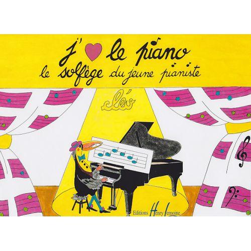 LEMOINE CLEO - J'AIME LE PIANO