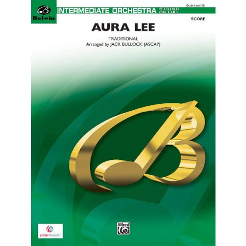 ALFRED PUBLISHING BULLOCK JACK - AURA LEE - FLEXIBLE ORCHESTRA
