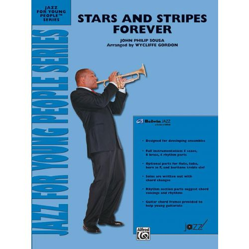 ALFRED PUBLISHING SOUSA JOHN PHILIP - STARS AND STRIPES FOREVER - JAZZ BAND