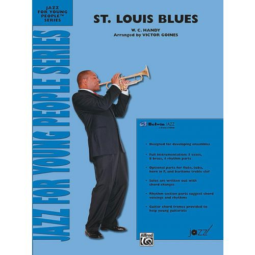 ALFRED PUBLISHING HANDY W.C - ST LOUIS BLUES - JAZZ BAND