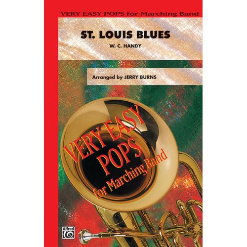 ALFRED PUBLISHING HANDY W.C - ST LOUIS BLUES - SCORE AND PARTS