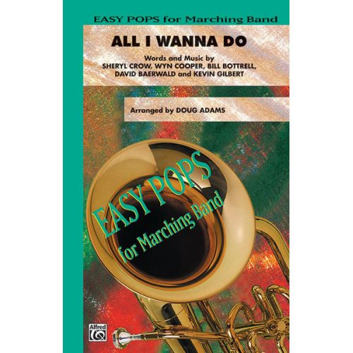 ALFRED PUBLISHING ADAMS DOUG - ALL I WANNA DO - SCORE AND PARTS