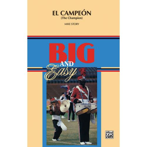 ALFRED PUBLISHING STORY MICHAEL - EL CAMPEON - SCORE AND PARTS