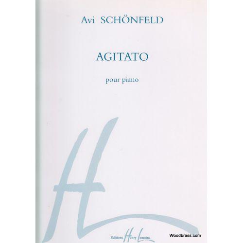 LEMOINE SCHONFELD AVI - AGITATO - PIANO