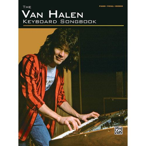 ALFRED PUBLISHING VAN HALEN - KEYBOARD SONGBOOK - PVG