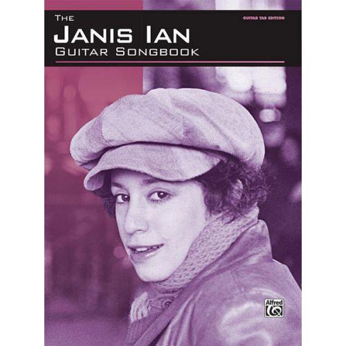 ALFRED PUBLISHING IAN JANIS - GUITAR SONGBOOK - GUITAR TAB
